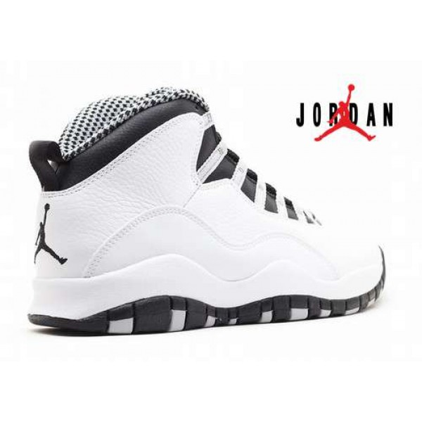 detailed look 017a1 8e4cd Cheap Air Jordan 10 Retro Steel 2013-013 - Buy Jordans Cheap