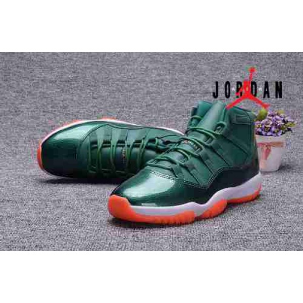 b06ebf01116 Cheap Air Jordan 11 Green White-123 - Buy Jordans Cheap