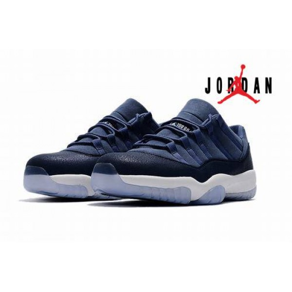 43a4838d9f8 Cheap Air Jordan 11 Low Blue Moon-127 - Buy Jordans Cheap