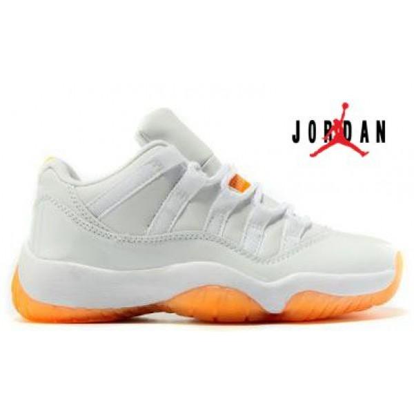 a84cefd0e974 Cheap Air Jordan 11 Low GS Citrus-080 - Buy Jordans Cheap