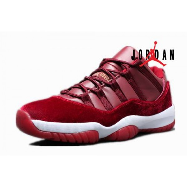 76a88ed9b31 Cheap Air Jordan 11 Low Velvet Night Maroon-108 - Buy Jordans Cheap