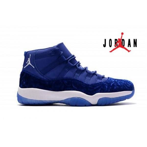 the latest 7fe2e 4af18 Cheap Air Jordan 11 Velvet Heiress Blue-119 - Buy Jordans Cheap