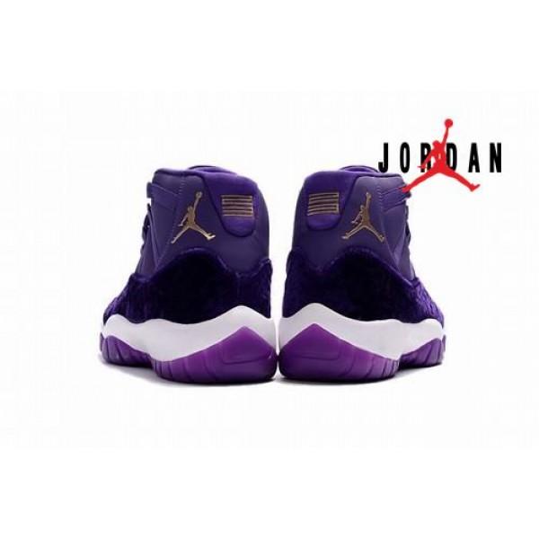 new arrivals 1a171 11efd Cheap Air Jordan 11 Velvet Heiress Purple-118 - Buy Jordans Cheap
