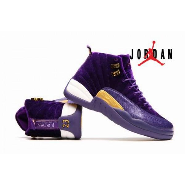detailing d8531 97e9f Cheap Air Jordan 12 GS Purple White-025 - Buy Jordans Cheap