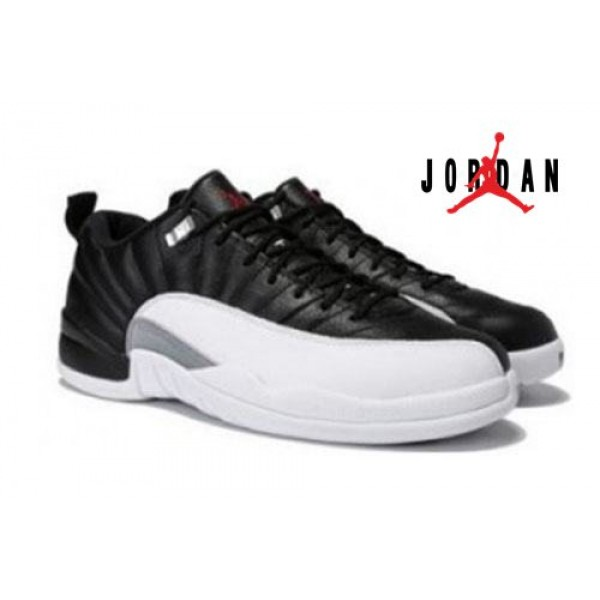 new products aacb2 486dc Cheap Air Jordan 12 Low Playoff-091 - Buy Jordans Cheap