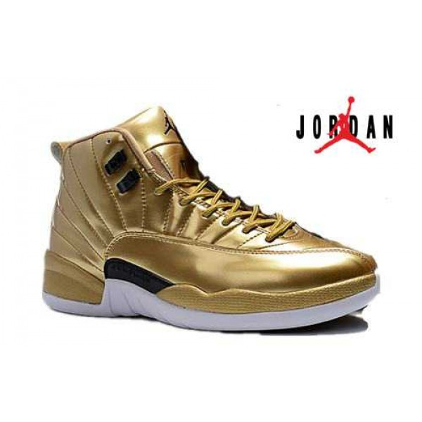 separation shoes 282f7 f4427 Cheap Air Jordan 12 Pinnacle Gold-089 - Buy Jordans Cheap