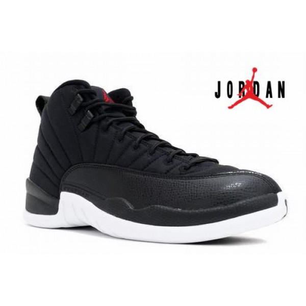 separation shoes 160e7 c5015 Cheap Air Jordan 12 Retro Black Nylon-084 - Buy Jordans Cheap