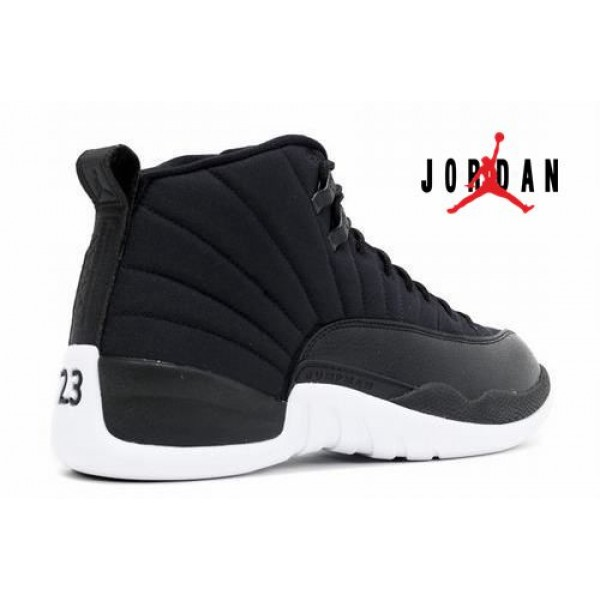 533e211eccf6 Cheap Air Jordan 12 Retro Black Nylon-084 - Buy Jordans Cheap