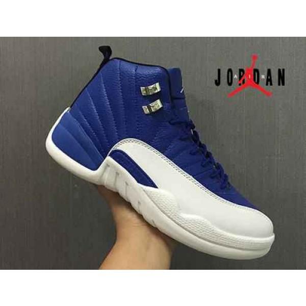 promo code 76818 2ce53 Cheap Air Jordan 12 Retro White Blue-100 - Buy Jordans Cheap