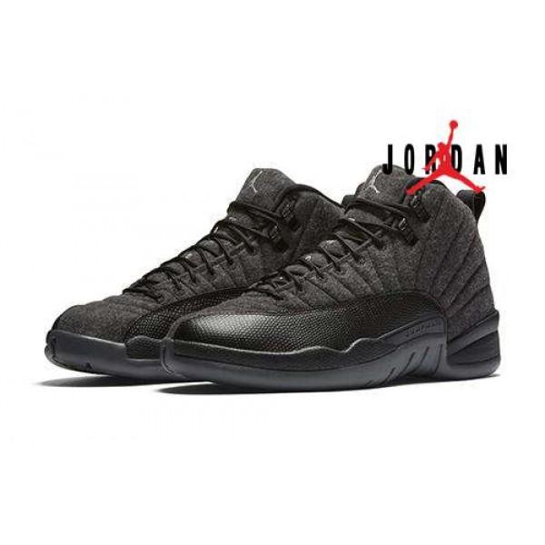b2c22252bb7f11 Cheap Air Jordan 12 Retro Wool-085 - Buy Jordans Cheap