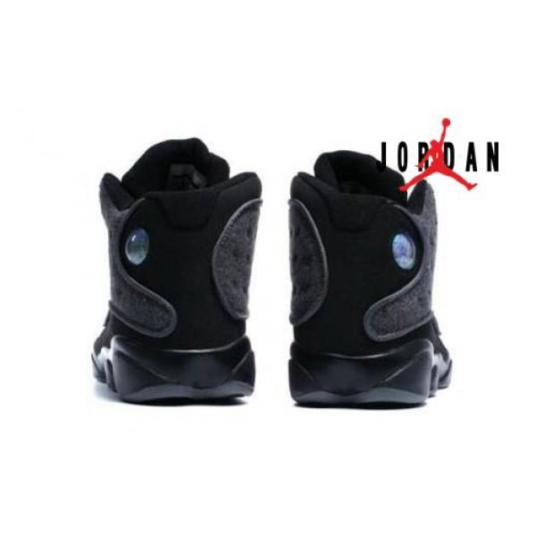 c40bfe7e9f37 Cheap Air Jordan 13 Black Cat Wool-166 - Buy Jordans Cheap