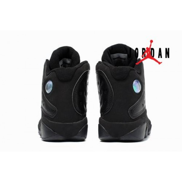 new product 266a9 cea83 Cheap Air Jordan 13 Retro All Black-164 - Buy Jordans Cheap