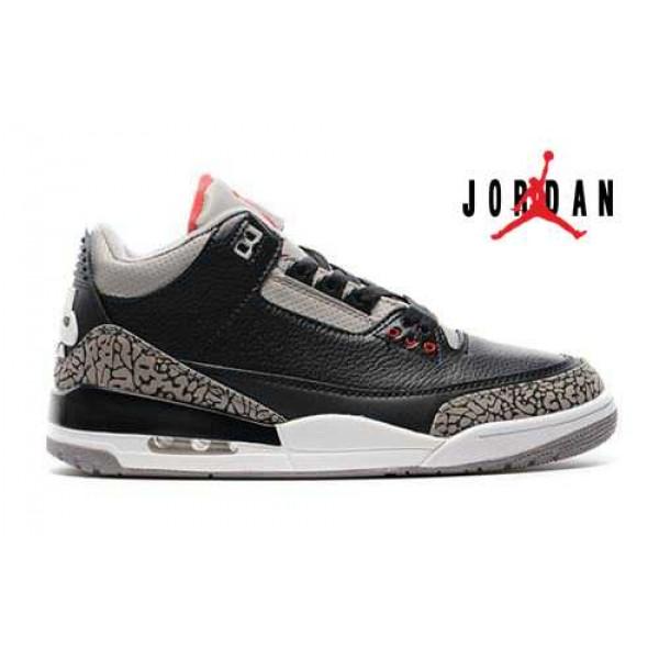 d33715efd2ca7e Cheap Air Jordan 3 Retro 88 Black Cement-111 - Buy Jordans Cheap