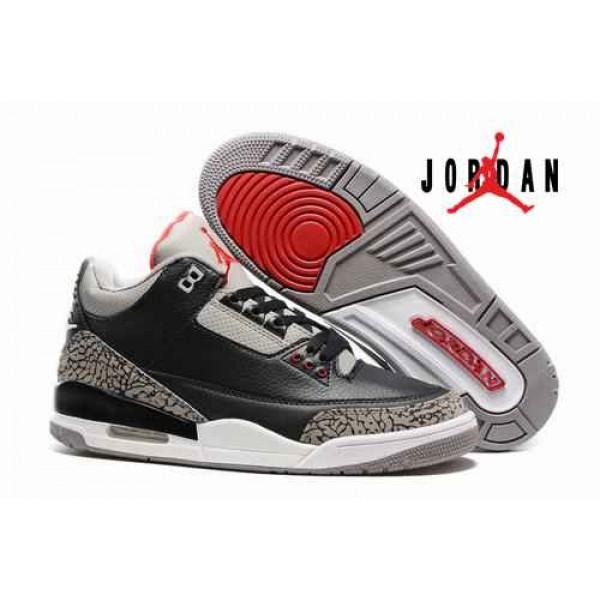 a3f8dde0a25ab9 Cheap Air Jordan 3 Retro 88 Black Cement-111 - Buy Jordans Cheap