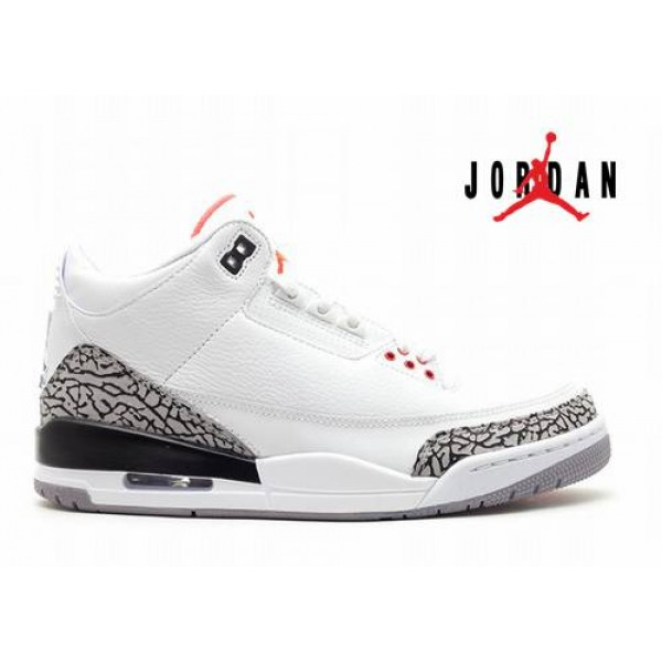 more photos 8f78a d778a Cheap Air Jordan 3 Retro White Cement-002 - Buy Jordans Cheap