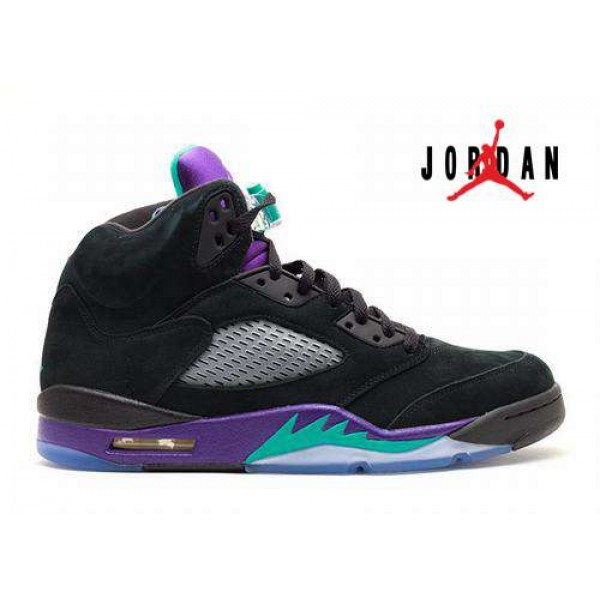 on sale e549c 786be Cheap Air Jordan 5 Retro Black Grape-006 - Buy Jordans Cheap