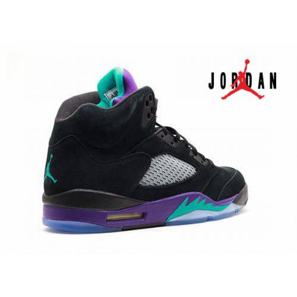 on sale fc8bb 698c0 Cheap Air Jordan 5 Retro Black Grape-006 - Buy Jordans Cheap