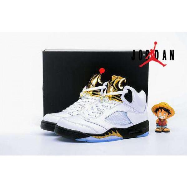 2bba681a5b0 Cheap Air Jordan 5 Retro Olympic-077 - Buy Jordans Cheap