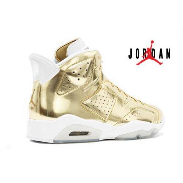 f332e77d56945a Cheap Air Jordan 6 Pinnacle Metallic Gold-125 - Buy Jordans Cheap