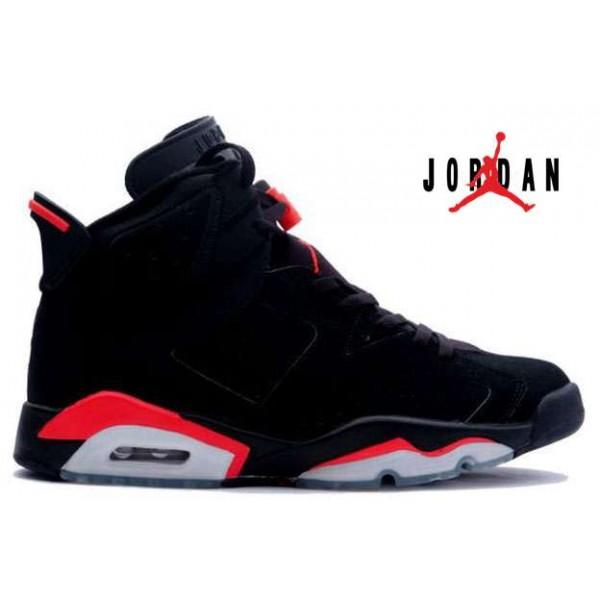size 40 2d753 d2f52 Cheap Air Jordan 6 Retro black red-061 - Buy Jordans Cheap