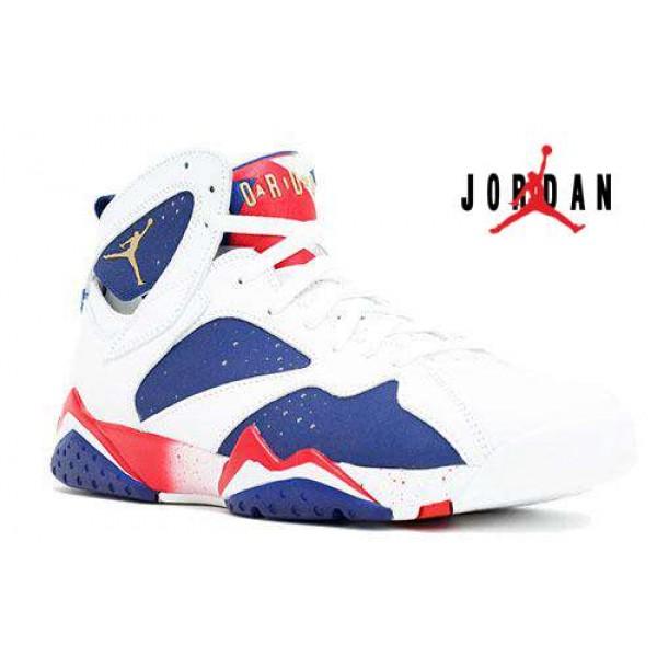 sale retailer a9f7a 79ba0 Cheap Air Jordan 7 Retro Olympic-036 - Buy Jordans Cheap