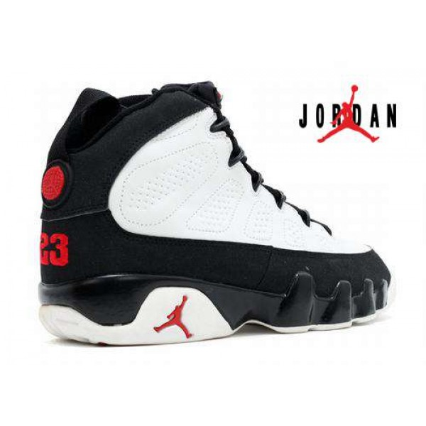 brand new 37661 663f3 Cheap Air Jordan 9 Retro White Black Red-011 - Buy Jordans Cheap