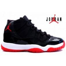 4d3510d4569c3e Air Jordan 11 Bred For Kids-072