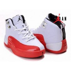 Air Jordan 12 For Kids-013