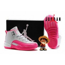 Air Jordan 12 GS For Women-008