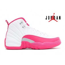 Air Jordan 12 GS For Women-011