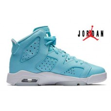 Air Jordan 6 GS Still Blue-041