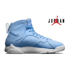 Air Jordan 7 Pantone GS Blue White-029
