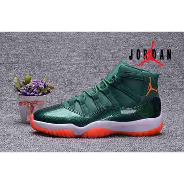 save off 5b658 d5008 Cheap Air Jordan 11 Green White-123 - Buy Jordans Cheap