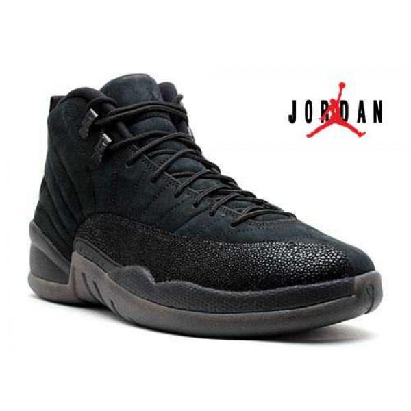 64571525a93 Cheap Air Jordan 12 Retro OVO Black-071 - Buy Jordans Cheap