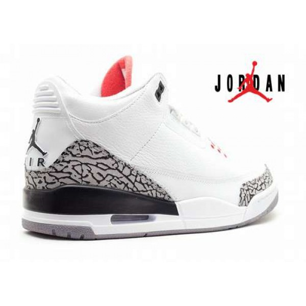 73b1c0b26bab Cheap Air Jordan 3 Retro White Cement-002 - Buy Jordans Cheap